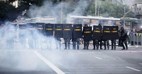 Trabajadores del metro de São Paulo: Fortalecer la lucha, defender el derecho de huelga, impedir cualquier punición, negociación ya!