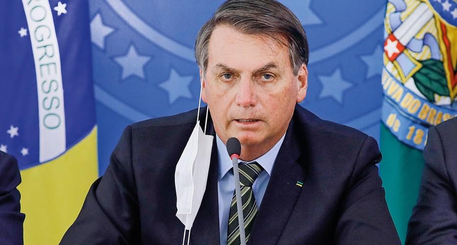Bolsonaro anuncia medidas contra Covid-19