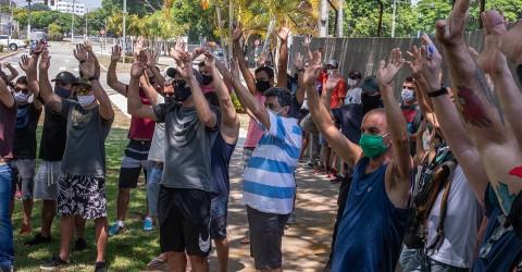 Sindicato e trabalhadores da Embraer organizam luta contra demissões