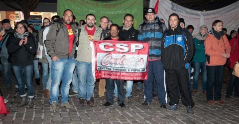 Conferência funda Coordenação Internacional dos Trabalhadores do Setor Automotivo