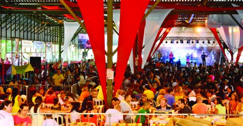 Não perca o Festival de final de ano. É dia 13, no Luso Brasileiro!