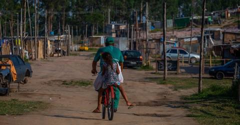 Famílias do Quilombo Coração Valente correm risco de despejo