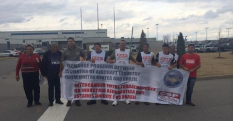 Letter to the union IAMAW – Aerospace Workers