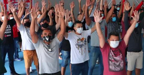 Assembleia Geral aprova acordos e convenção para mais 2.700 metalúrgicos