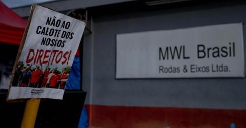 MWL falta à negociação e Sindicato decide ajuizar dissídio coletivo