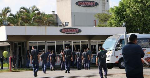 Sindicato procura ex-trabalhadores da Heatcraft para recebimento de valores