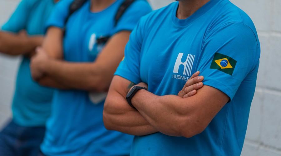 Trabalhadores da Hubner