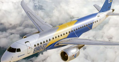 Embraer is the leader in its market niche and competitors are not a threat