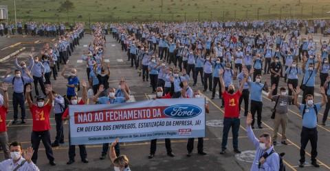 Metalúrgicos da GM aprovam apoio à luta contra fechamento da Ford