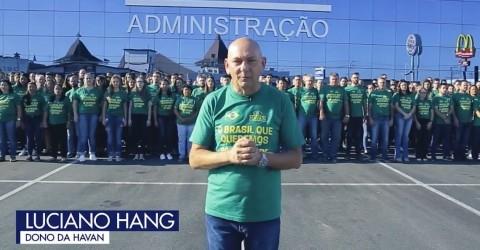Após empresas coagirem trabalhadores a votar em Bolsonaro, MPT denuncia que isso é crime