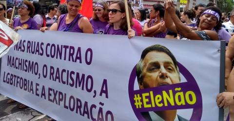 Em defesa do direito de lutar, é preciso derrotar Bolsonaro