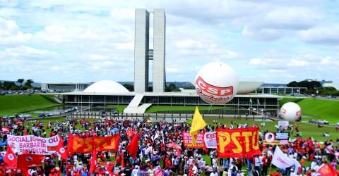 Este 24 de mayo, ¡Vamos a ocupar Brasilia!