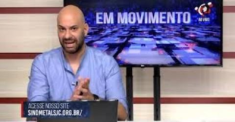 Programa Em Movimento #90